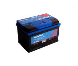 Аккумулятор ACDelco 12V 74Ah 750A 278x175x175 о.п. (-+) 19375471