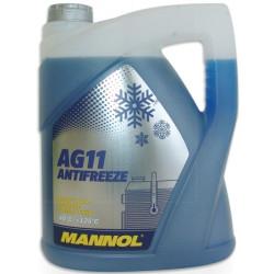 Охлаждающая жидкость Mannol Longterm AG11 (5 л.) 2037