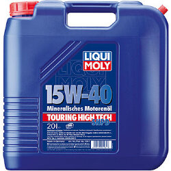 Моторное масло Liqui Moly Touring High Tech SHPD-Motoroil Basic 15W-40 (20 л.) 1061