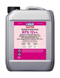 Охлаждающая жидкость Liqui Moly Kuhlerfrostschutz KFS 12++ (5 л.) 21135