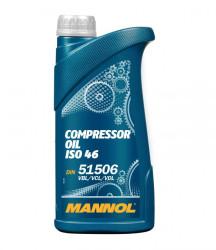Компрессорное масло Mannol Compressor Oil ISO 46 (1 л.) 1923