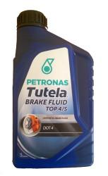 Тормозная жидкость Petronas Tutela Brake Fluid TOP 4/S (1 л.) 15961619