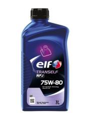 Трансмиссионное масло Elf Tranself NFJ 75W-80 (1 л.) 213875