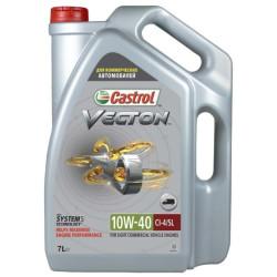 Моторное масло Castrol Vecton 10W-40 CI-4/SL (7 л.) 15723E