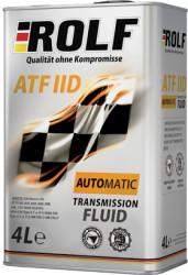 Трансмиссионное масло Rolf ATF IID (4 л.) 322241