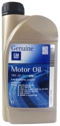 Моторное масло GM Dexos2 5W-30 (1 л.) 93165690 (EC)