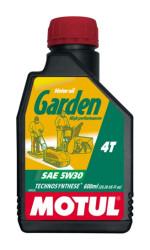 Масло четырехтактное Motul Garden 4T 5W-30 (0,6 л.) 106989