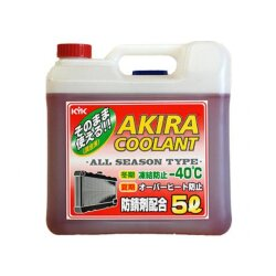 Охлаждающая жидкость Akira Coolant All Season (5 л.) 55-005