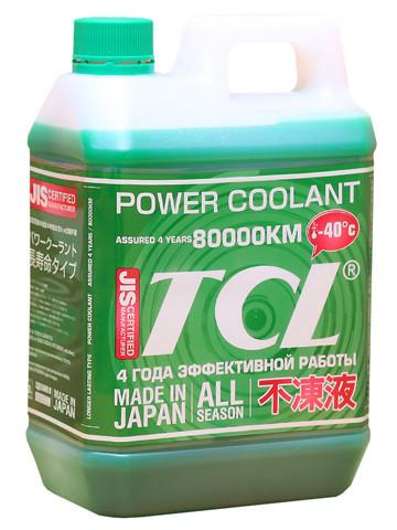 Охлаждающая жидкость TCL Power Coolant -40C (2 л.) PC2-40G