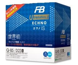 Аккумулятор Furukawa Battery UltraBattery EFB 70Ah 720A 231x172x225 о.п. (-+) Q-85