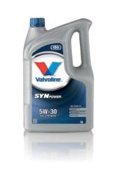Моторное масло Valvoline Synpower FE 5W-30 (5 л.) 872552