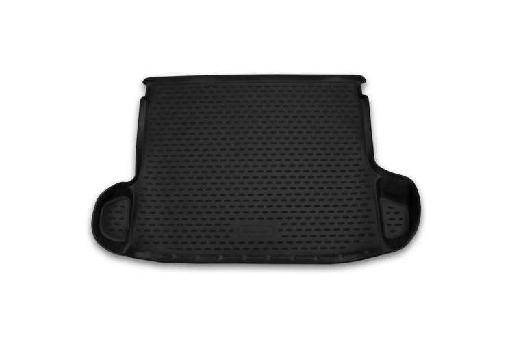 Коврик багажника Novline HYUNDAI CRETA 16- 1 шт. (полиуретан) ELEMENT2062B10
