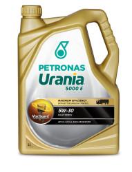 Моторное масло Petronas Urania 5000 E 5W-30 (5 л.) 21475019
