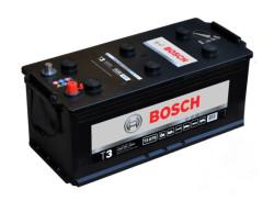 Аккумулятор Bosch T3 12V 180Ah 1100A 513x223x223 о.п. (-+) 0092T30790