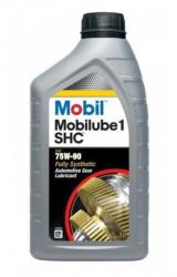 Трансмиссионное масло Mobil Mobilube 1 SHC 75W-90 (1 л.) 152659