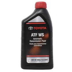 Трансмиссионное масло Toyota ATF WS (1 л.) 00289-ATFWS