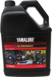 Масло двухтактное Yamaha Yamalube All Performance Two Stroke 2S (4 л.) LUB-2STRK-S1-04