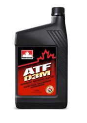 Трансмиссионное масло Petro-Canada ATF D3M (1 л.) ATFD3MC12