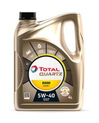 Моторное масло Total Quartz 9000 Energy 5W-40 (4 л.) 10220501