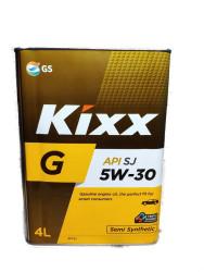 Моторное масло Kixx G 5W-30 (4 л.) L531744TE1