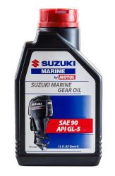Трансмиссионное масло Motul Suzuki Marine Gear Oil SAE90 (1 л.) 102206
