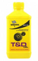 Трансмиссионное масло Bardahl T-D Oil 85W-140 (1 л.) 423040