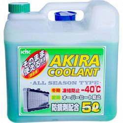 Охлаждающая жидкость Akira Coolant All Season (5 л.) 55-006