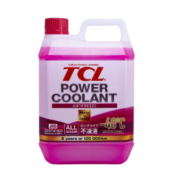 Охлаждающая жидкость TCL Power Coolant -40C (2 л.) PC2-40R