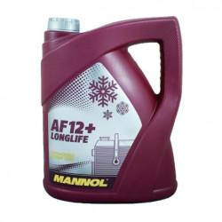 Охлаждающая жидкость Mannol Long Life AF12+ (5 л.) 2033
