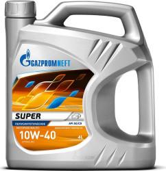 Моторное масло Газпромнефть Super 10W-40 (4 л.) 2389901318