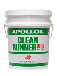 Моторное масло Idemitsu ID Apolloil Clean Runner DH-2 5W-30 (20 л.) 4268-020