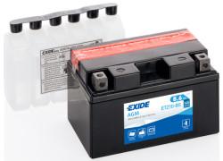 Аккумулятор Exide ETZ10-BS 8,6Ah 145A 150x87x93 п.п. (+-) AGM