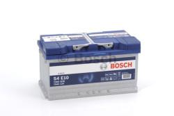 Аккумулятор Bosch S4E 12V 75Ah 730A 0092S4E100