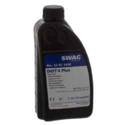 Тормозная жидкость SWAG DOT 4 Plus (1 л.) 32923930