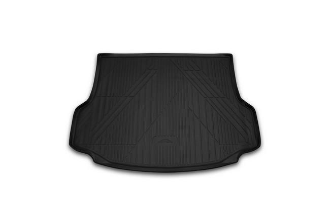 Коврик багажника Novline TOYOTA RAV4 15- кроссовер с докаткой 1 шт. (полиуретан) CARTYT00002