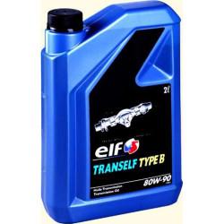 Трансмиссионное масло Elf Tranself Type B 80W-90 (2 л.) 104046
