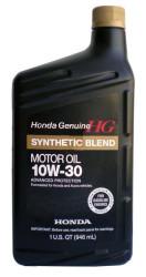 Моторное масло Honda Synthetic Blend 10W-30 SN (1 л.) 08798-9035