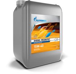 Моторное масло Газпромнефть Diesel Prioritet 15W-40 (20 л.) 2389901223