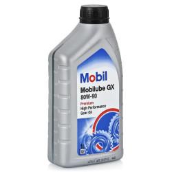 Трансмиссионное масло Mobil Mobilube GX 80W-90 (1 л.) 152660