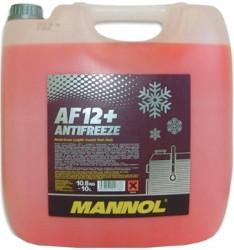 Охлаждающая жидкость Mannol Long Life AF12+ (10 л.) 2046