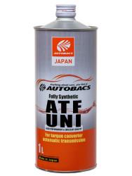 Трансмиссионное масло Autobacs ATF UNI (1 л.) A01555199