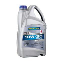 Моторное масло Ravenol TSJ 10W-30 (4 л.) 1112106004