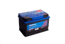 Аккумулятор ACDelco 12V 77Ah 750A 278x175x175 п.п. (+-) 19375456