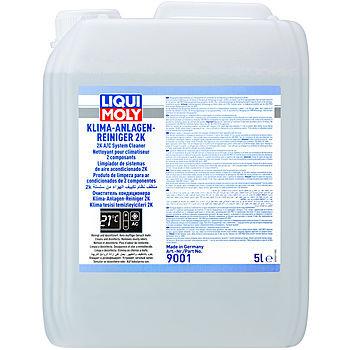 Liqui Moly Klima-Anlagen-Reiniger 2K Очиститель кондиционера (5 л.) 9001