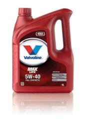 Моторное масло Valvoline Maxlife 5W-40 (4 л.) 872364