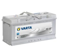 Аккумулятор Varta Silver Dynamic 110Ah 920A 393x175x190 о.п. (-+) 610402092