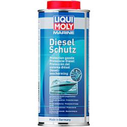 Liqui Moly Marine Diesel Protect Присадка для защиты дизельных топливных систем водной техники (1 л.) 25003