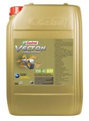 Моторное масло Castrol Vecton Long Drain 10W-40 E6/E9 (20 л.) 15B9D0