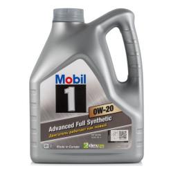 Моторное масло Mobil 1 0W-20 (4 л.) 155252