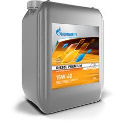 Моторное масло Газпромнефть Diesel Premium 15W-40 (20 л.) 2389901217